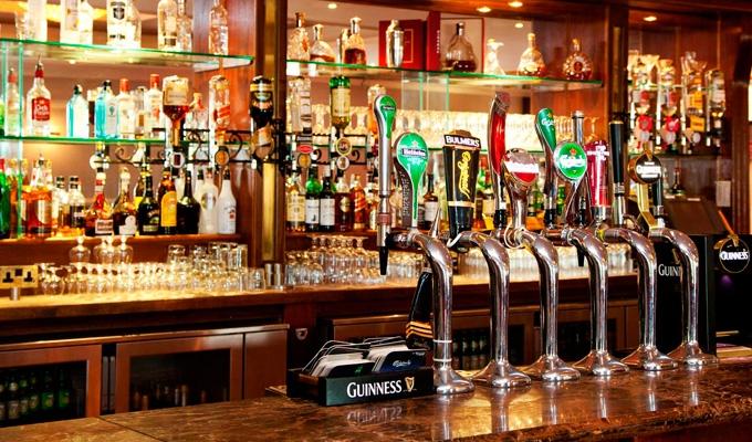 kassesystem i pub