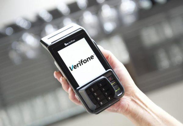 VX690 betalingsterminal