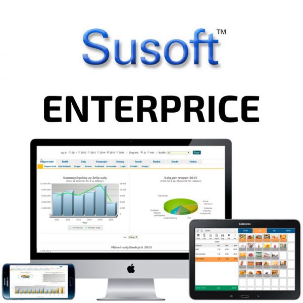 Susoft aPOS Enterprice