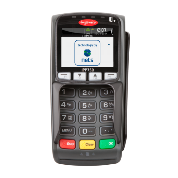 betalingsterminal ipp350