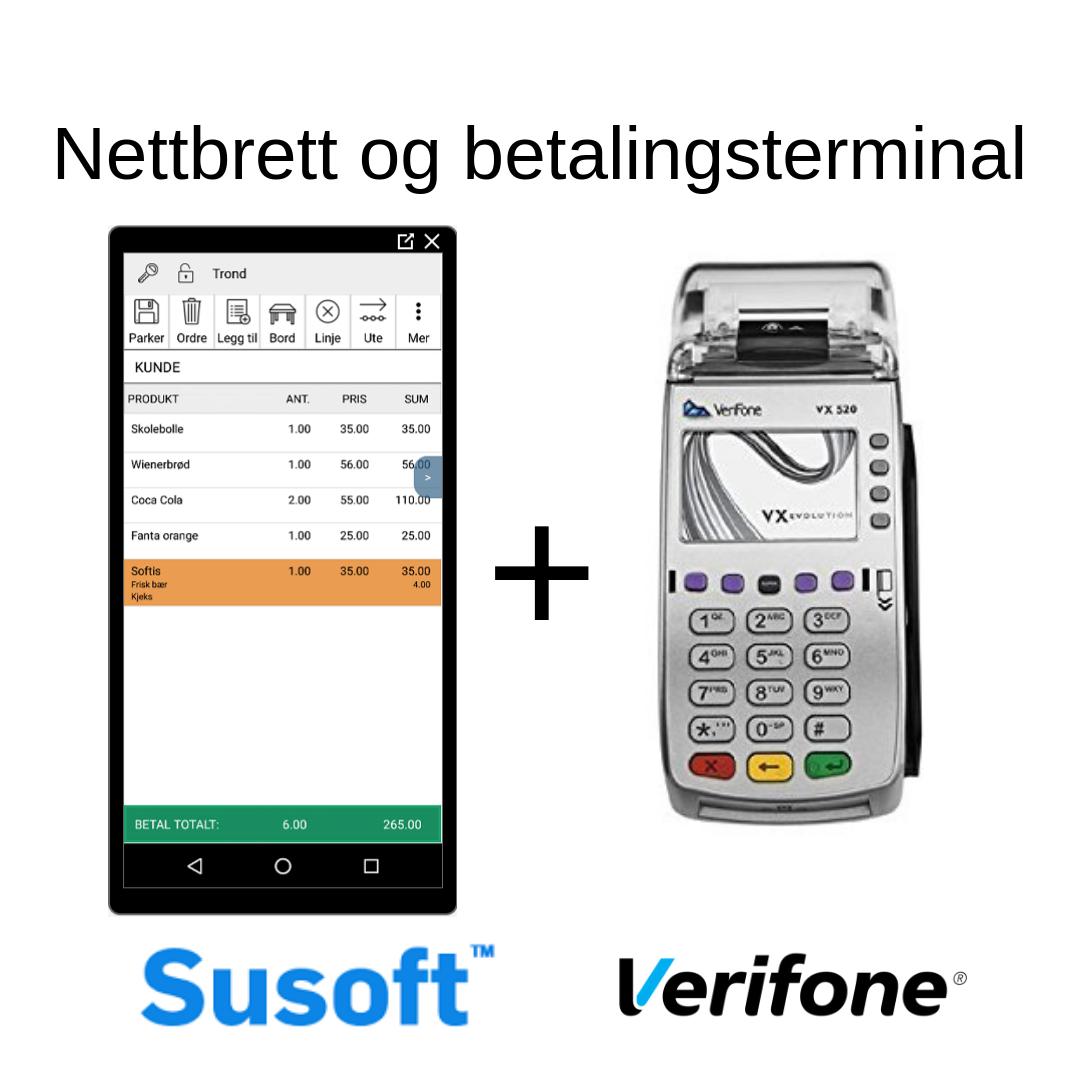 816c3249 Smarttelefon og betalingsterminal = godkjent kasse   Norsk Butikkdata AS